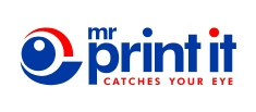 Mr Print It Logo